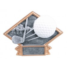 Diamond Golf Resin