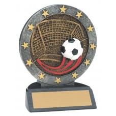 All Star Resin Soccer Trophy