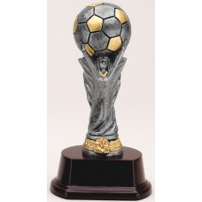 Soccer World Cup Resin