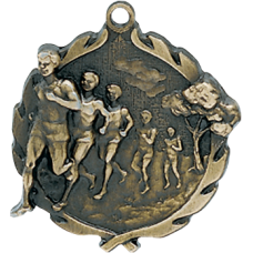 Men's Cross Country Medal