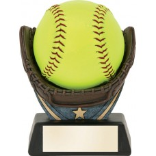 Softball Holder Resin