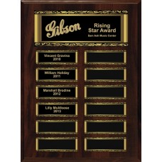 12 Plate Easy Perpetual Plaque