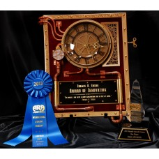 ***First Place Winner Best Plaque Contest ARA International Contest***