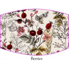 Berries Face Mask