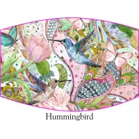 Hummingbird Face Mask