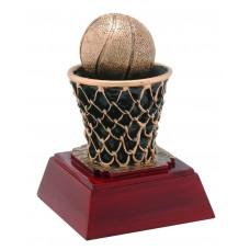 Basketball Sculpture