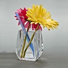 Clear Acrylic Pencil Cup