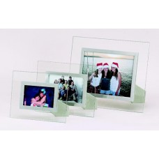 Clear Glass Frame for 5x7