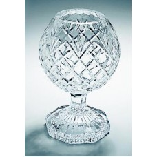 Crystal Medallion Rose Bowl