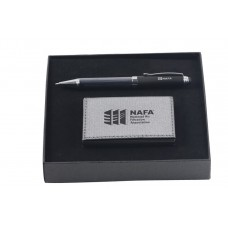 Stylus Pen and Business Card Case