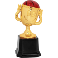 Basketball Happy Cup