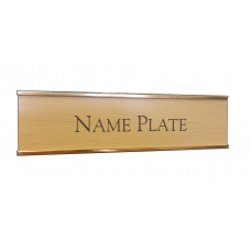 Plastic Name Plate *