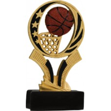 Basketball Midnight Star Resin