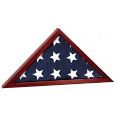 Rosewood Flag Case