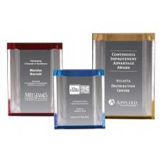 Acrylic Channel Mirror Award