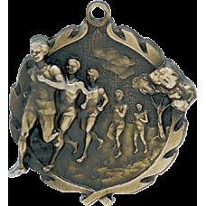 Men's Cross Country Medal