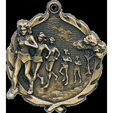 Women's Cross Country Medal