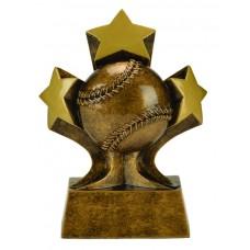 Tristar Baseball Resin