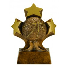 Tristar Basketball Resin