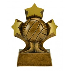 Tristar Volleyball Resin