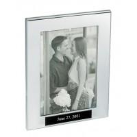 Silver 9x11 Aluminum Photo Frame