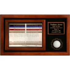 Hole In One Memorable Moments Display